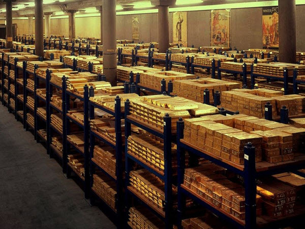 Central Banks Buying Gold - Bad News for U.S. Dollar?